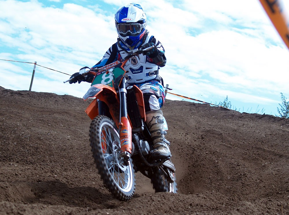 Buttercup Motocross Track, click to close